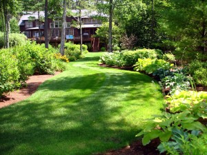 Great landscaping is a smart investment.