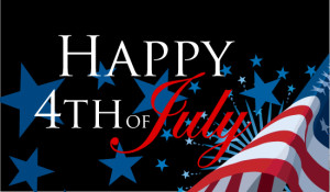 Happy 4th of July in the Lakes Region!