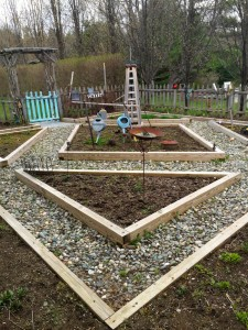 raised beds early spring
