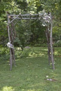 arbor for wedding