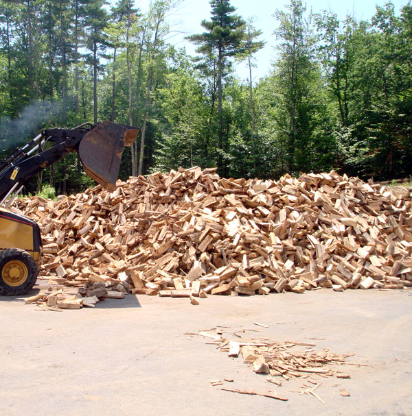 Firewood - Miracle Farms Landscaping NH