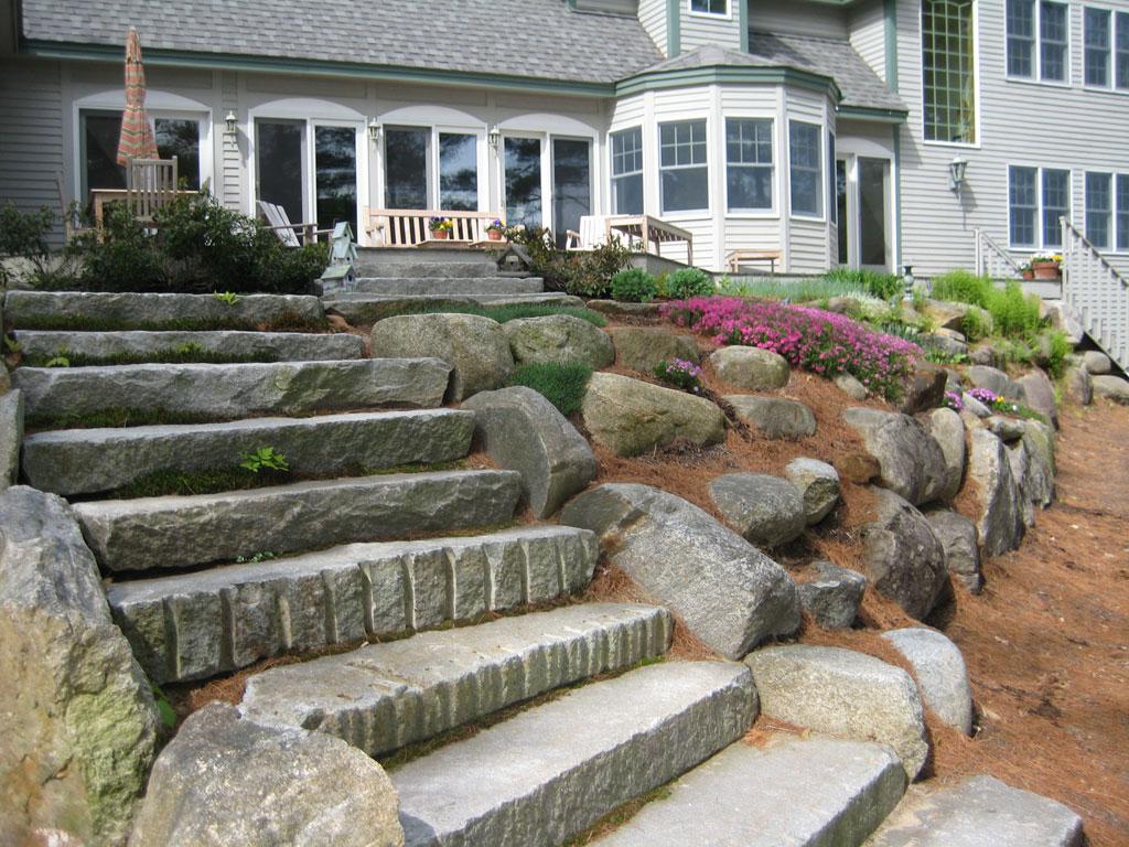 Landscape Design Build Maintain NH
