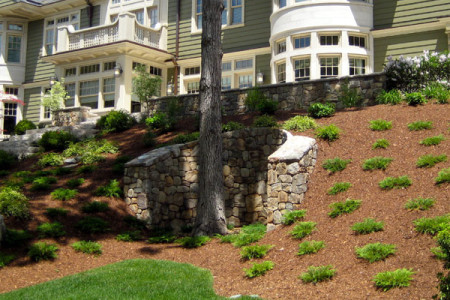 Landscape Design Build Maintain NH